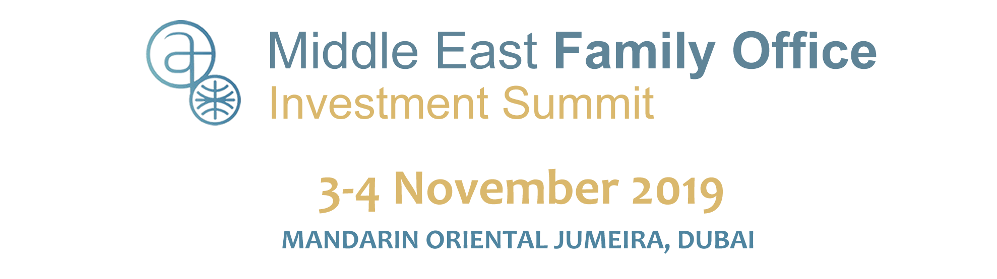 Middle East Family Office Investment Summit, Summit in Dubai