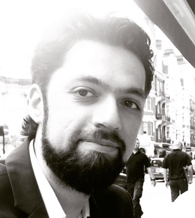 Salman Hussain Al Lawati